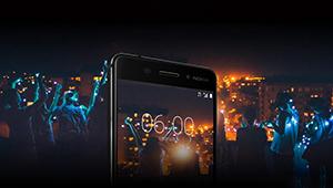 【诺基亚6】Nokia 6采用6000系列铝合金机身,配备5.5英寸1080p全高清Hybrid In-cell LCD屏幕,前置800万+后置1600万像素摄像头,内置4GB RAM+64GB ROM组合