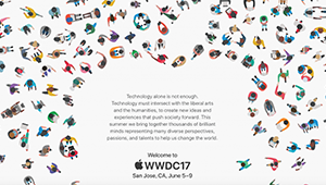 【WWDC2017】2017苹果全球开发者大会将在2017年6月5日—9日期间举行,本次将会发布IOS最新一代操作系统和