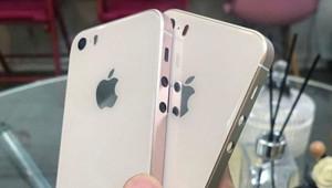 【苹果SE2】据悉iPhone SE2有可能在2018年6月4?#31449;?#34892;的WWDC 2018开发者大会?#25103;?#24067;,iPhone SE 2采用了和iPhone X类似的刘海屏设计,除了中间的边框较为硬朗外,活脱脱一台迷你版的iPhone X