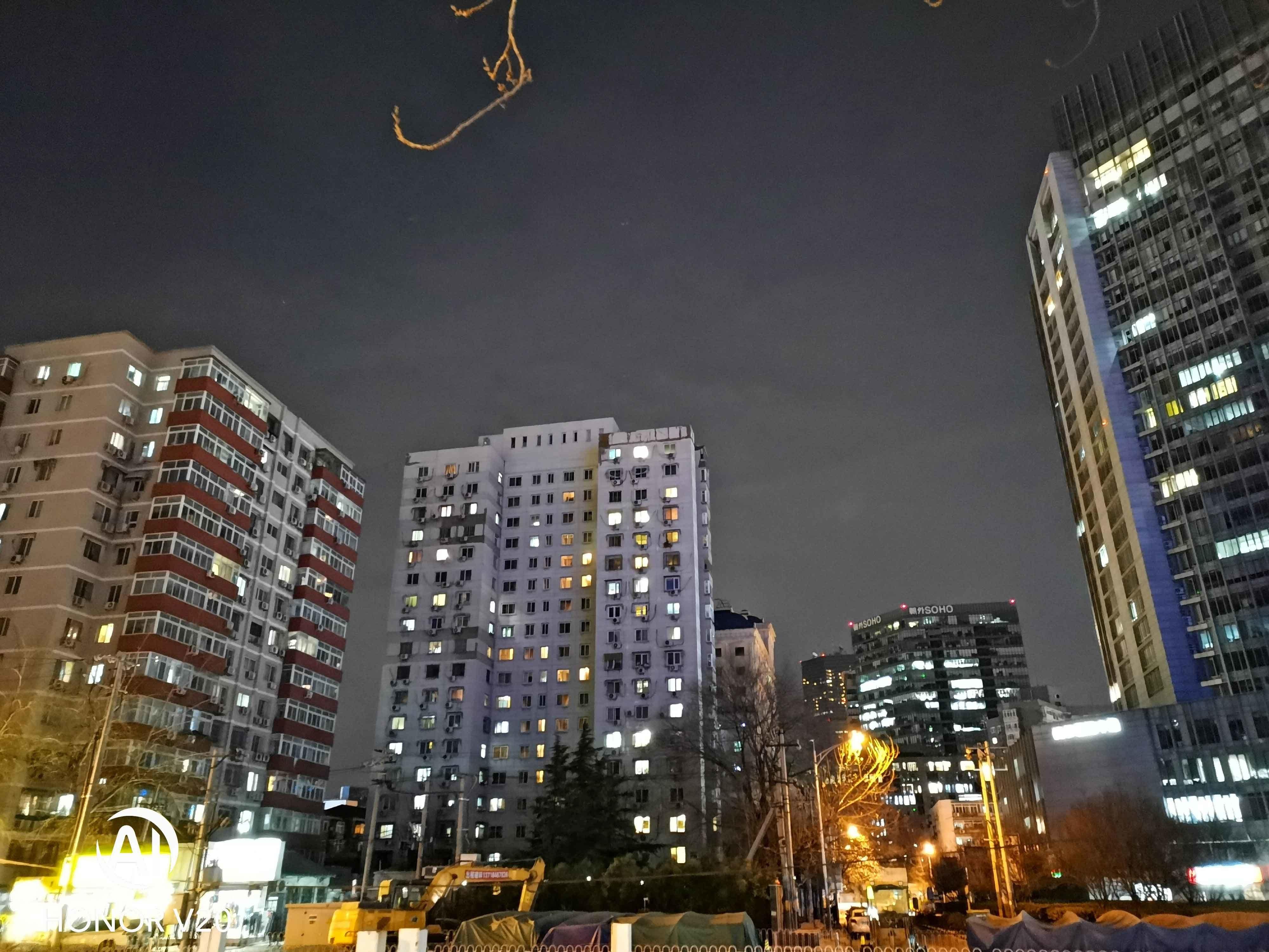 荣耀V20高配版手机拍照出来的影像图第1张